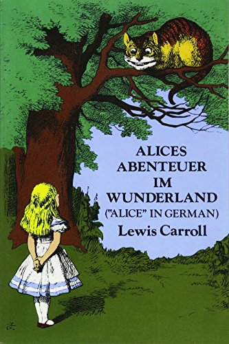 9780486206684: Alice in Wonderland (Dover Dual Language German)