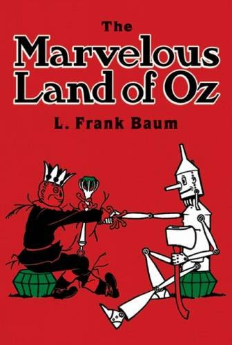 9780486206929: The Marvelous Land of Oz (Dover Children's Classics)