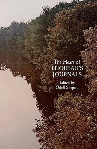 9780486207414: The Heart of Thoreau's Journals