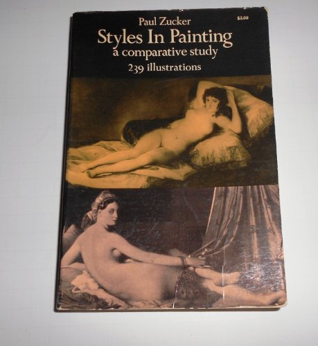 9780486207605: Styles in Painting