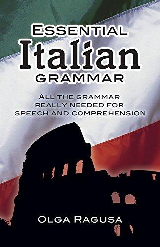 9780486207797: Essential Italian Grammar (Dover Language Guides Essential Grammar)