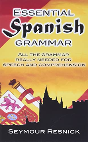9780486207803: Essential Spanish Grammar (Dover Language Guides Essential Grammar)
