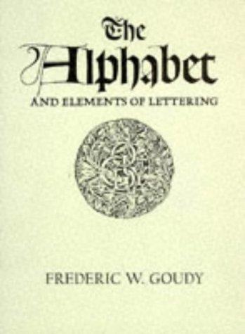 9780486207926: The Alphabet
