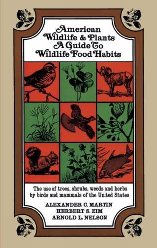 9780486207933: American Wildlife and Plants: A Guide To Wildlife Food Habits
