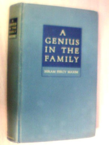 9780486209487: Genius in the Family