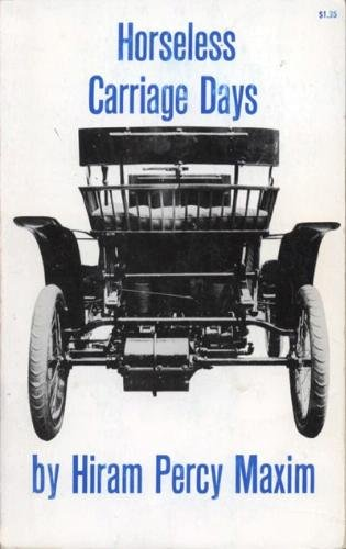 9780486209647: Horseless Carriage Days