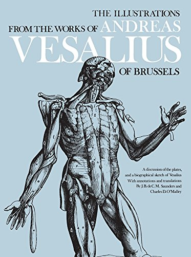 9780486209685: The Illustrations from the Works of Andreas Vesalius of Brussels (Dover Fine Art, History of Art)