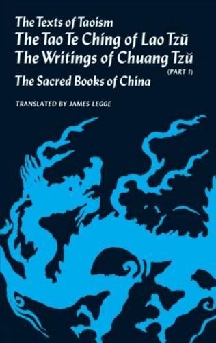9780486209906: Texts of Taoism (Volume 1)