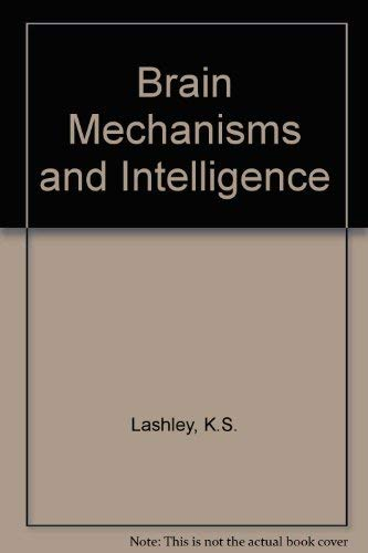 9780486210384: Brain Mechanisms and Intelligence