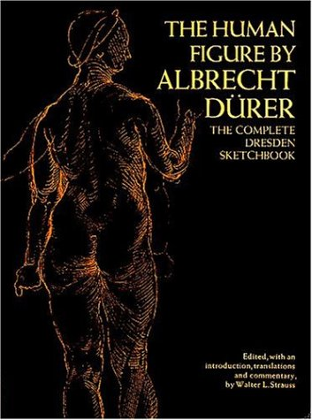 9780486210421: The Human Figure: The Complete Dresden Sketchbook