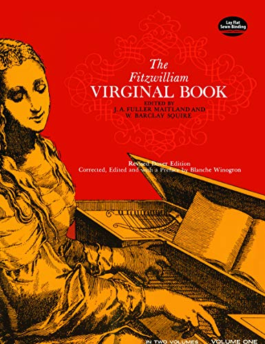9780486210681: The Fitzwilliam Virginal Book, Vol. 1