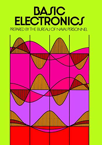Basic Electronics 9780486210766 Originally prepared for Naval training courses and so thoroughly revised in 1972 as to be an essentially new book, this introduction covers the important aspects of applied electronics and electronic communication. It requires no more advanced preparation than knowledge of the principles of applied electronics and elementary mathematics. Beginning with chapters on electronics equipment, testing devices, safety procedures, basic transistors and electron tubes, the text proceeds slowly and logically to the application of those principles in power supplies, amplifiers and the fundamentals of communication theory. Central to the book is the discussion of all phases of electronic communication with full coverage of amplitude modulated (AM), frequency modulated (FM), and continuous wave (CW) transmission and receiving. Final chapters take up troubleshooting, transmission lines and antennas. In every case terms are clearly defined and the discussion builds easily from elementary theory to the particular applications. Mathematical derivations and processes which are beyond those of high school algebra are provided. Important concepts, apparatus and techniques are clearly illustrated in hundreds of diagrams and drawings. An excellent text for self-study as well as the classroom, this course is as valuable to hobbyists as to beginning students of electronics.