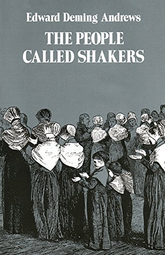 9780486210810: The People Called Shakers