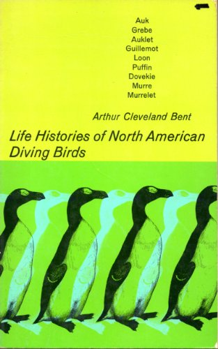 9780486210919: Life Histories of North American Diving Birds