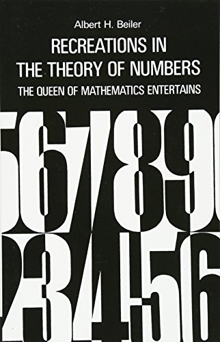 9780486210964: Recreations in the Theory of Numbers (Dover Recreational Math)