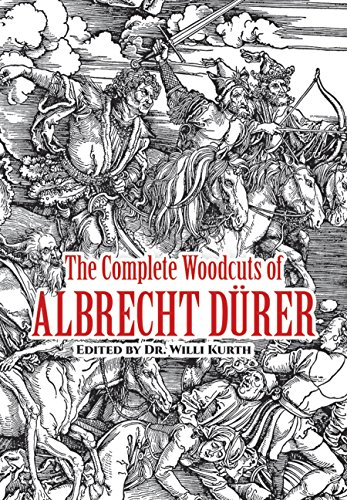 9780486210971: The Complete Woodcuts of Albrecht Dürer (Dover Fine Art, History of Art)