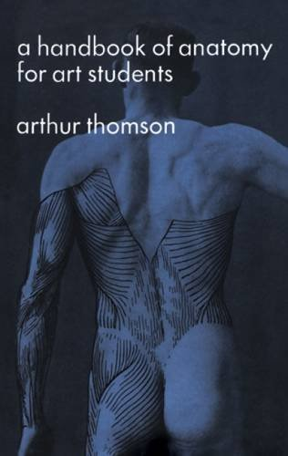 9780486211633: A Handbook of Anatomy for Art Students (Dover Anatomy for Artists)