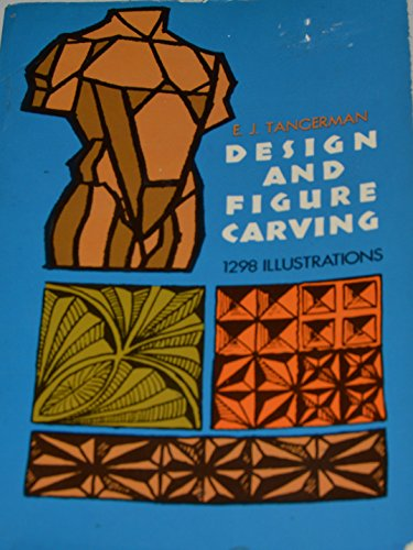 9780486212098: Design and Figure Carving