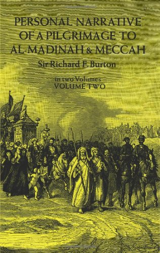 Personal Narrative of a Pilgrimage to Al Madinah and Meccah (Volume 1/One)