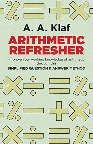 Arithmetic Refresher: A Albert Klaf