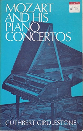 9780486212715: Mozart and His Piano Concertos