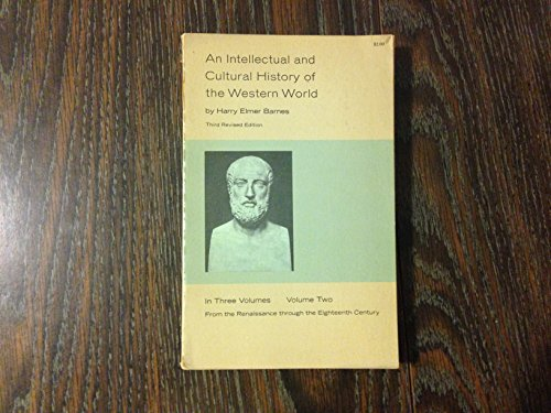 9780486212760: Intellectual and Cultural History of the Western World: v. 2