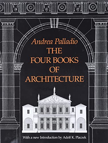 9780486213088: The Four Books of Architecture (Dover Architecture)