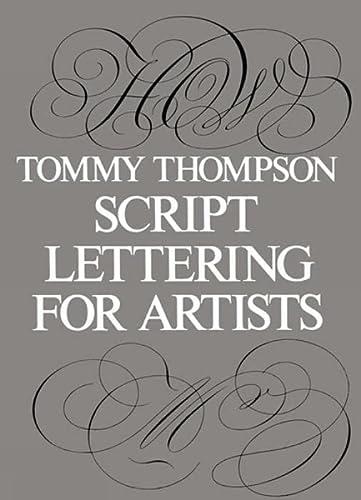 9780486213118: Script Lettering for Artists