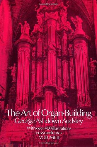 9780486213156: The Art of Organ Building: 002