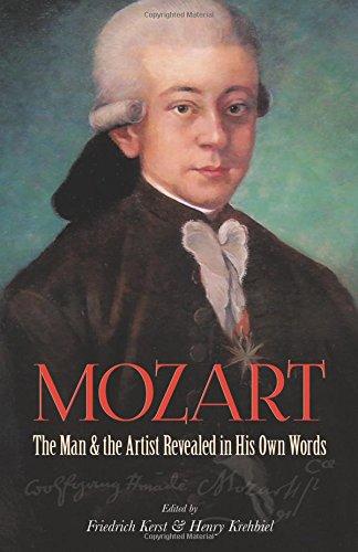 Mozart: The Man and the Artist Revealed: Friedrich Kerst~Henry Krehbiel