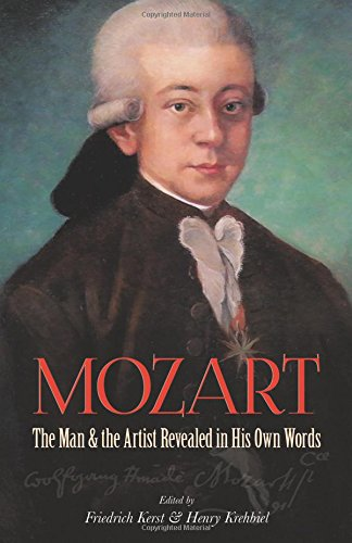 9780486213163: Mozart: The Man and the Artist Revealed in His Own Words (Dover Books on Music)