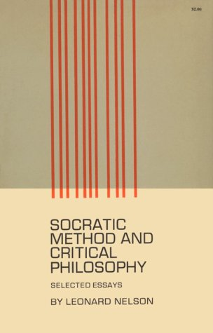 9780486213835: Socratic Method and Critical Philosophy: Selected Essays
