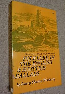 9780486213880: Folklore in the English and Scottish Ballads
