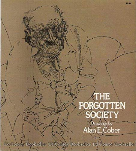 9780486214054: The forgotten society: 92 drawings