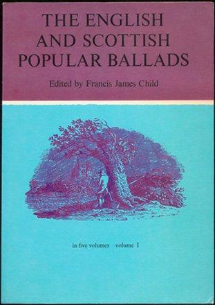 9780486214092: English and Scottish Popular Ballads, Vol. I