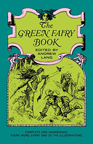 The Green Fairy Book: Andrew Lang