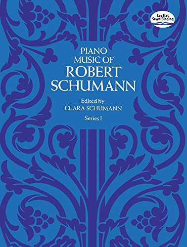 9780486214597: Piano Music of Robert Schumann: Series 1