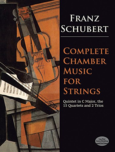 9780486214634: Complete Chamber Music for Strings (Dover Chamber Music Scores)
