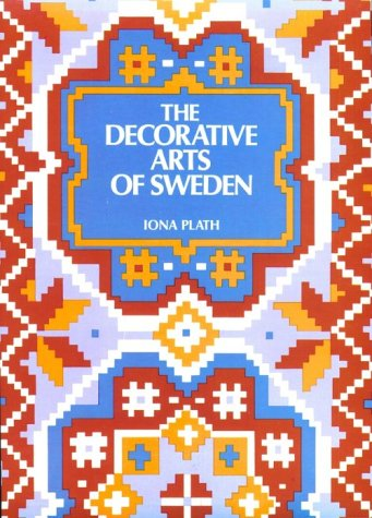 9780486214788: The Decorative Arts of Sweden