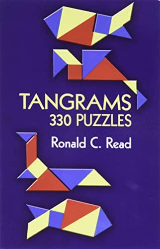 9780486214832: Tangrams: 330 Puzzles