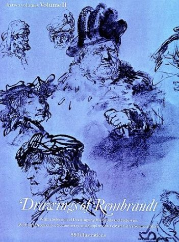 9780486214863: Drawings of Rembrandt, Vol. 2