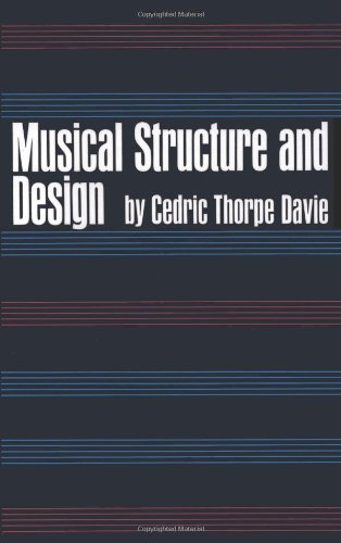 9780486216294: Musical Structure and Design (Dover Books on Music)
