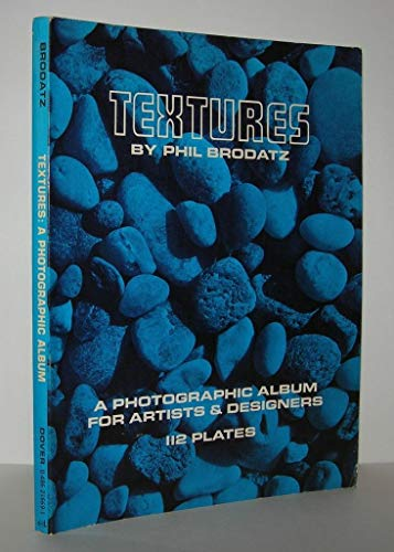 9780486216690: Textures: A Photographic Album for Artists and Designers