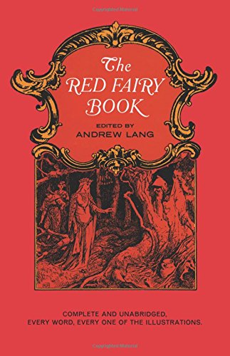 The Red Fairy Book (Dover Children's Classics): Andrew Lang
