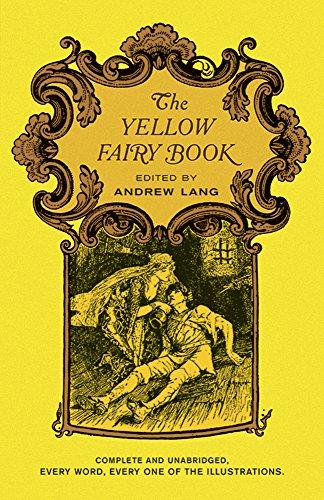 9780486216744: The Yellow Fairy Book (Dover Children's Classics)