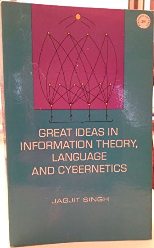 9780486216942: Great Ideas in Information Theory, Language and Cybernetics