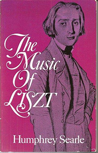 9780486217000: The Music of Liszt