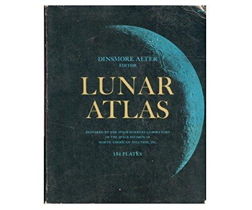 9780486217017: Lunar Atlas