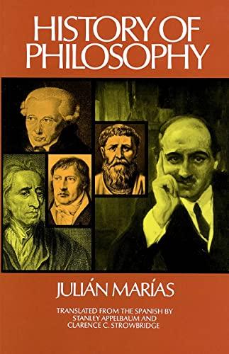 History of Philosophy (Historia de la Filosofia): Julian Marias