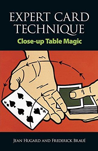 9780486217550: Expert Card Technique: Close-Up Table Magic
